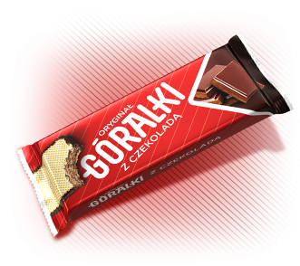 z czekoladą